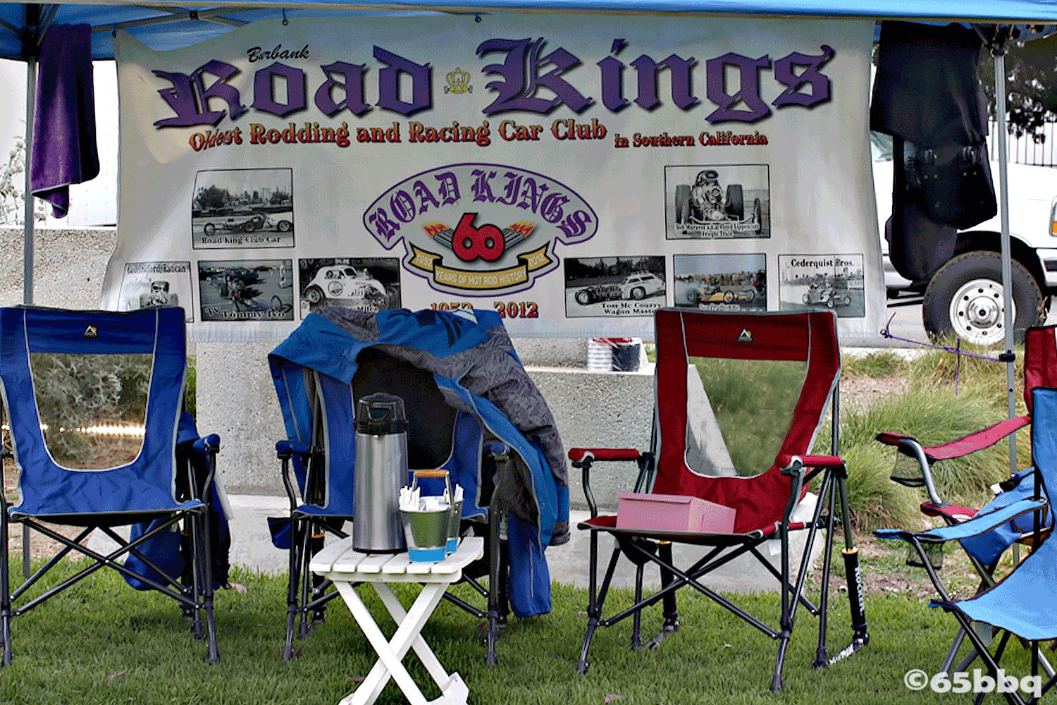Road Kings at Johnny Carson Park 65bbq