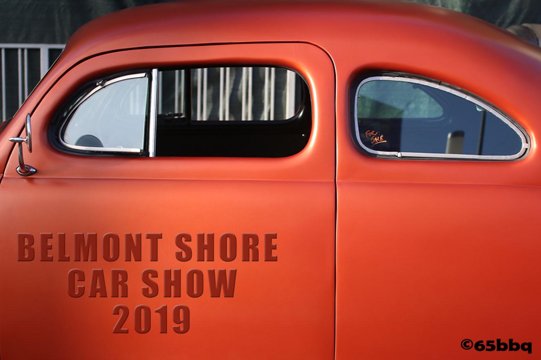 Belmont Shore Car show 2019