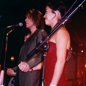 Emm Gryner and David Bowie