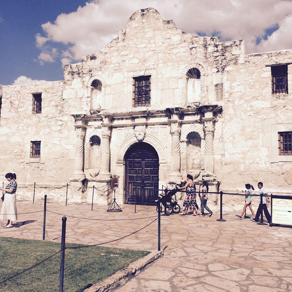 The Alamo (c)barbaralisette.com