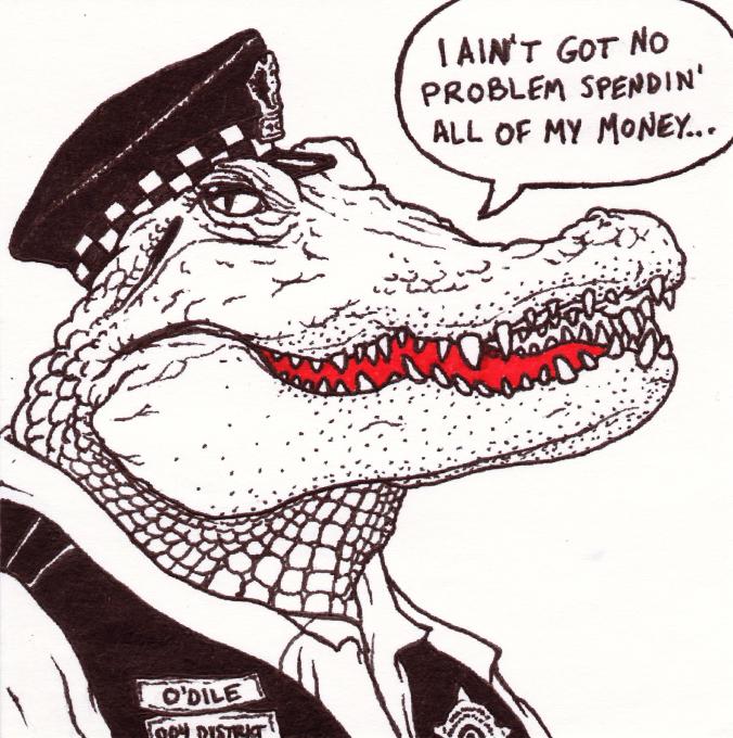 Capital Crocodile