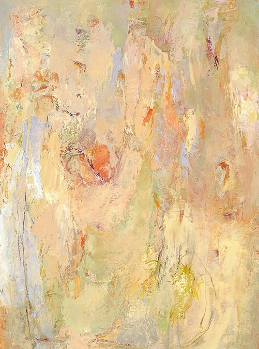 Full Breath 2013, Oil on Linen (40 x 30 inch)