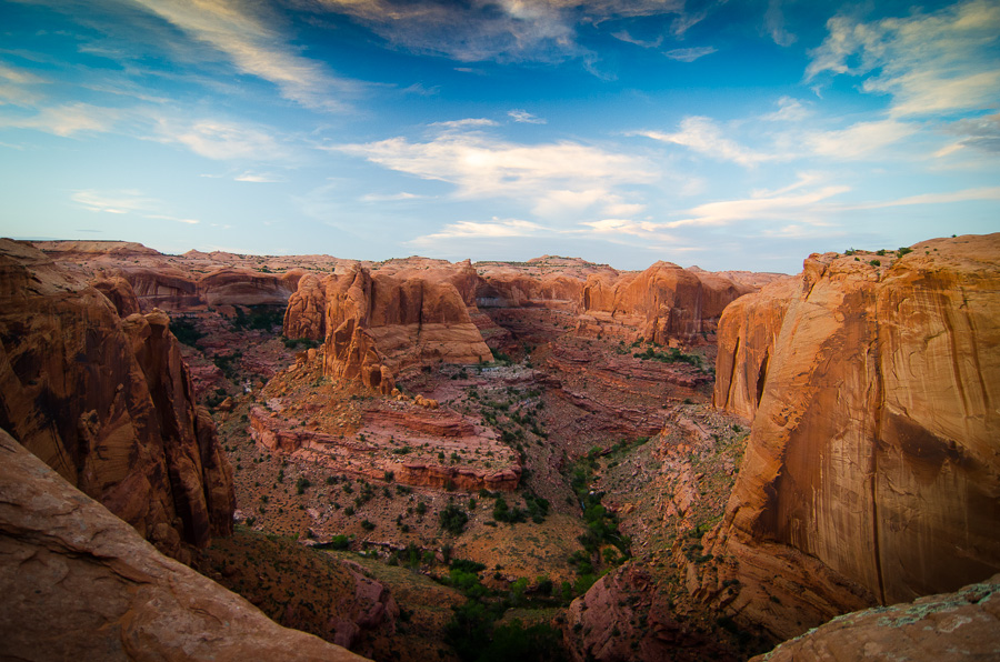 Fool's Canyon : Somewhere between Glen Canyon and Grand Staircase Escalante National Monument