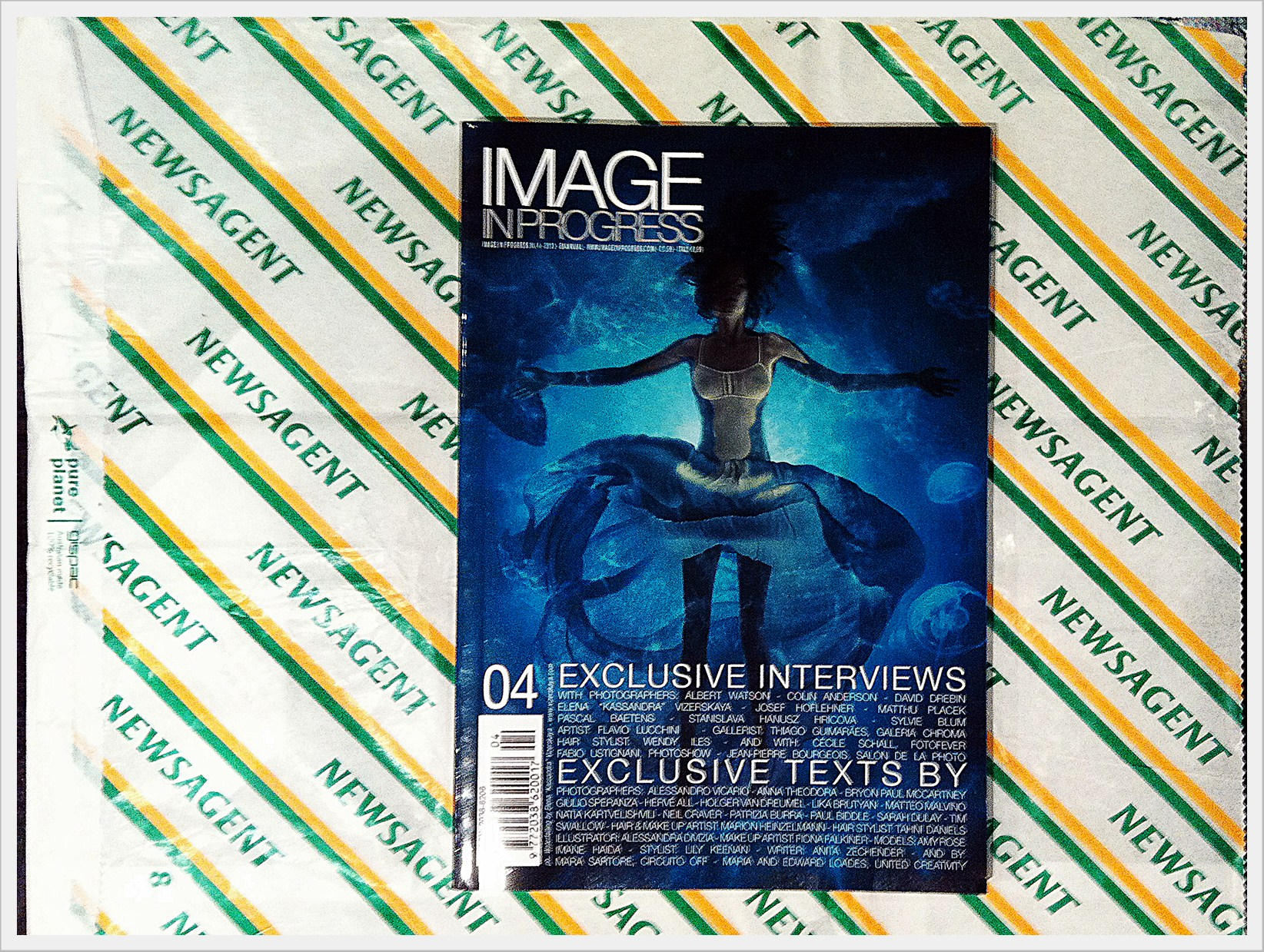 Image in progress Issue
