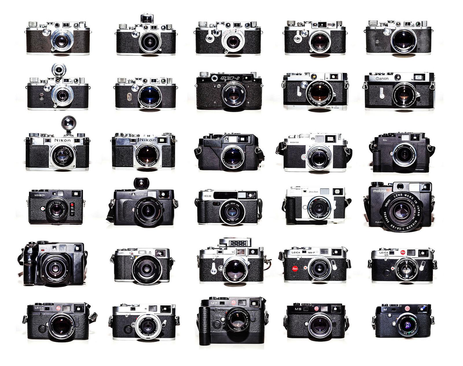 30 Rangefinders - Ending with an M.jpg