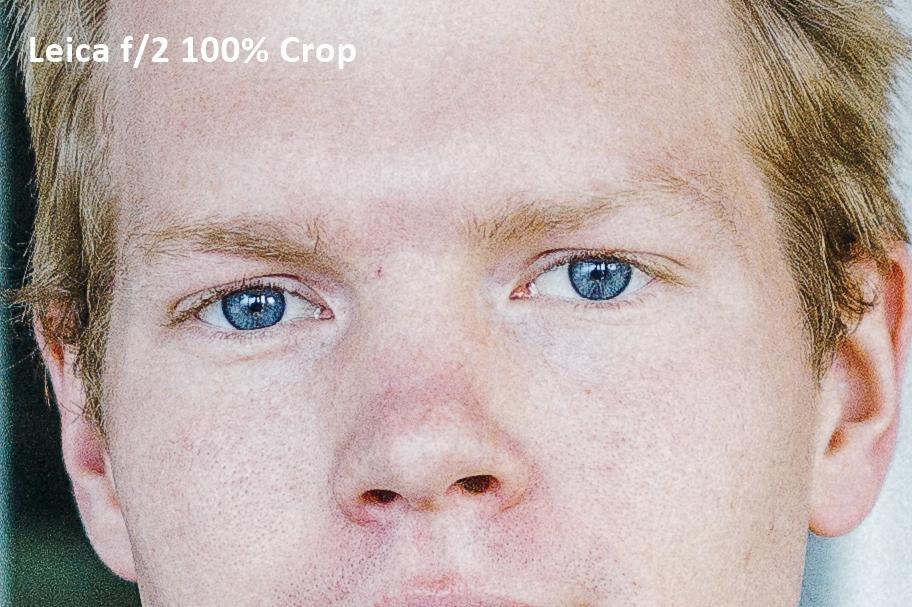 Leica Summicron 35mm f2 100% crop  Lightroom VSCO preset