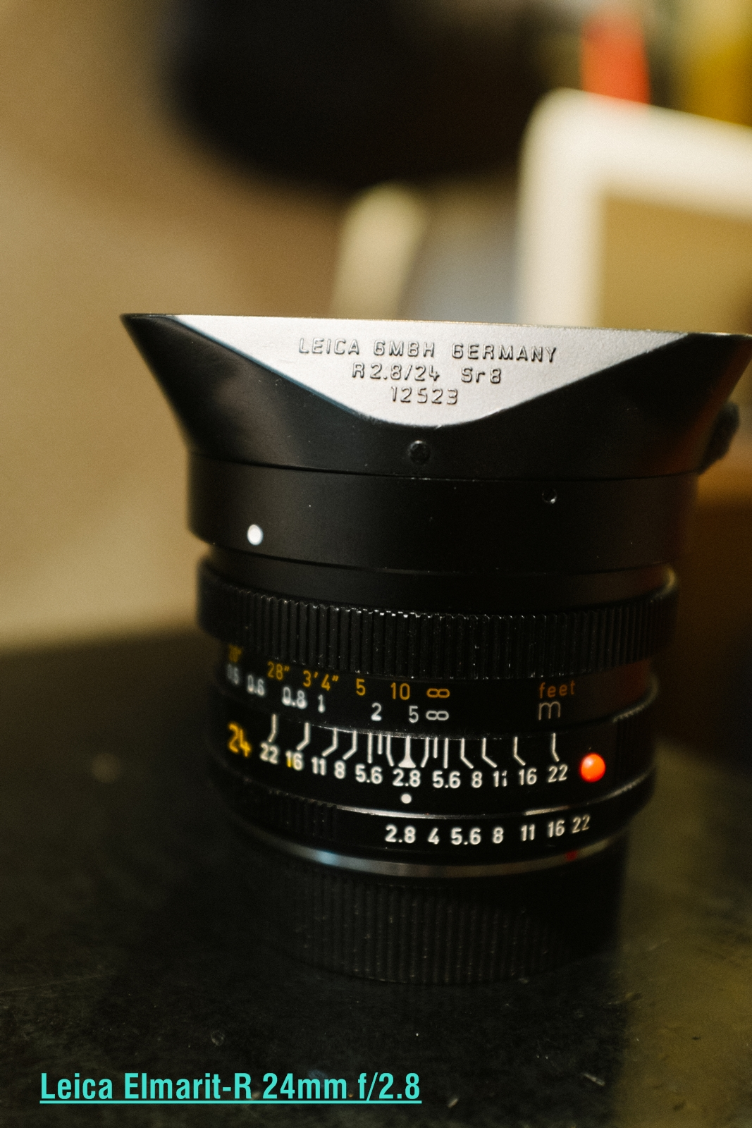 Leica Elmarit-R 24mm f/2.8