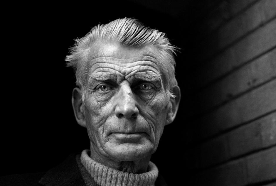 Still intensity … Samuel Beckett