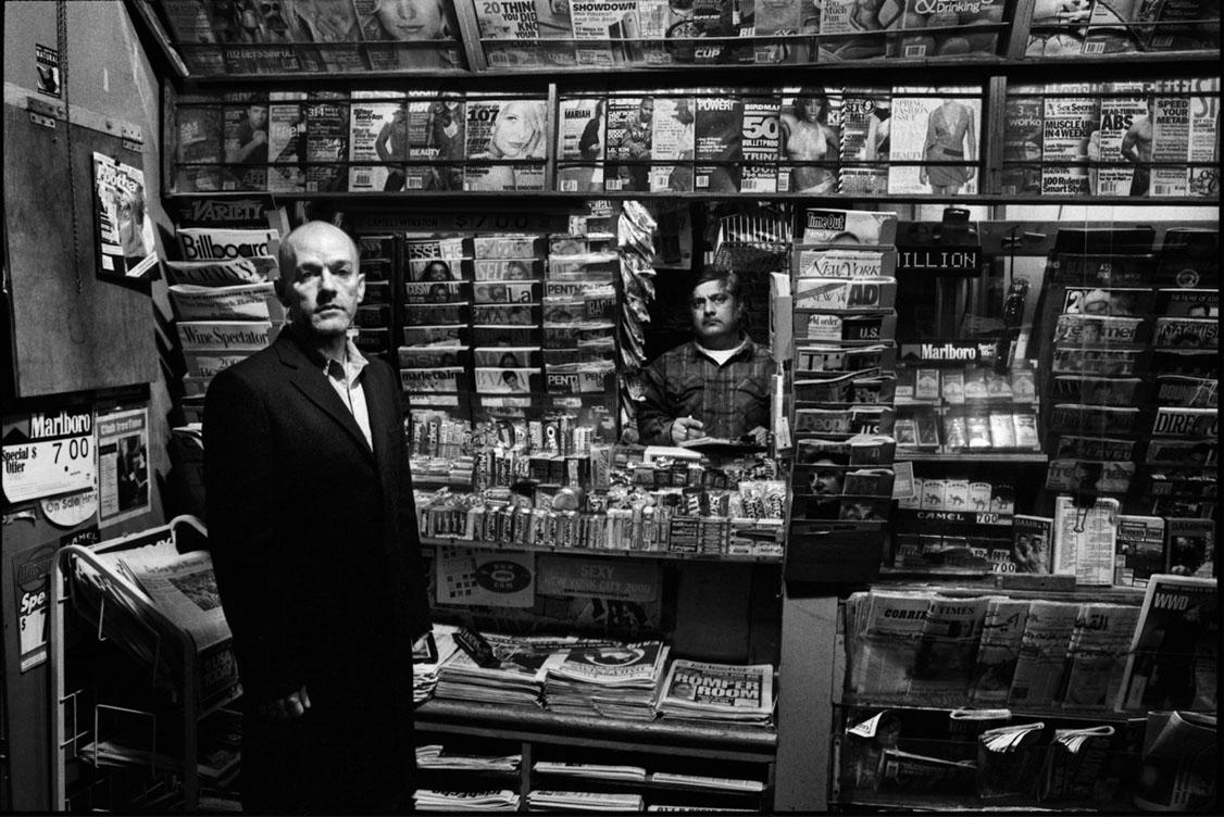 Michael Stipe  Photo: Danny Clinch