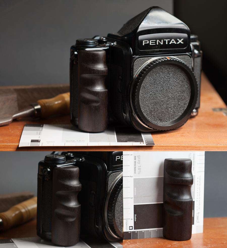 Pentax 67 Right hand grip 6x7