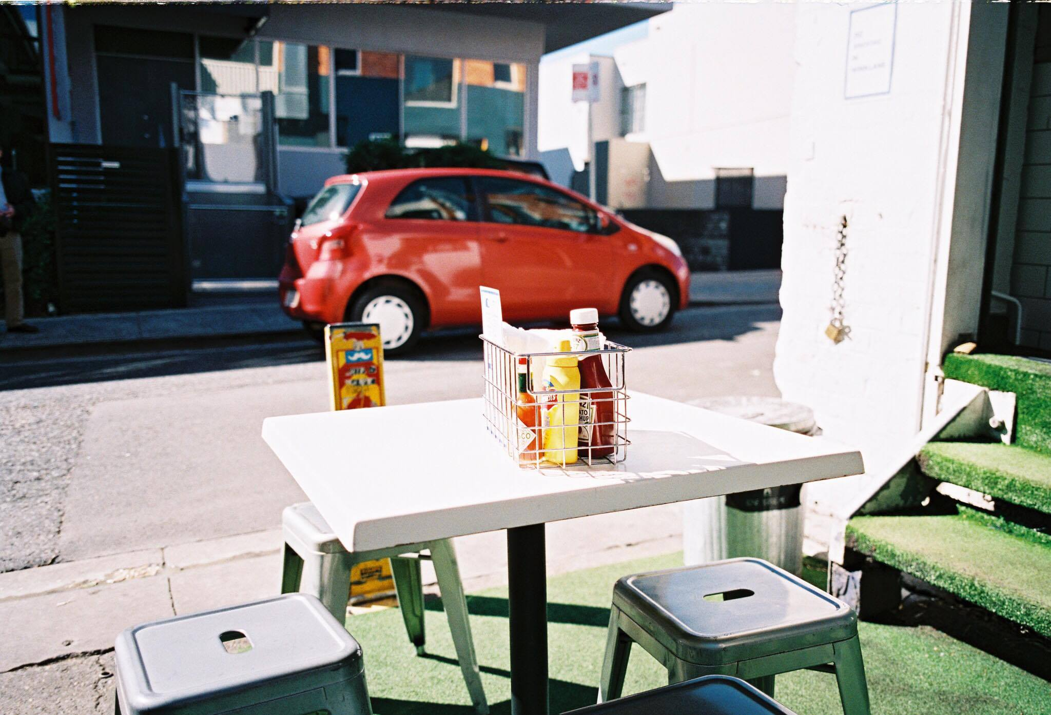 Sunny 16, Contax G2 ISO200