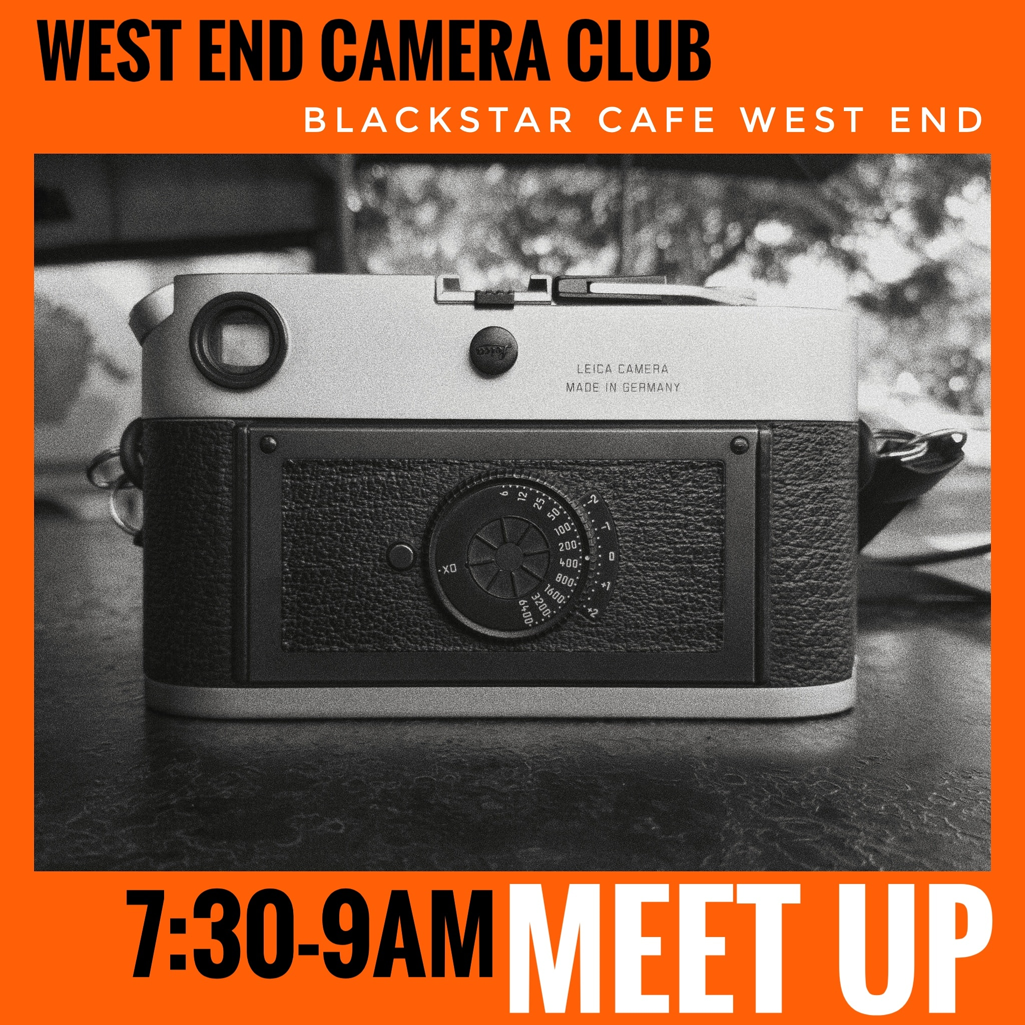 WECC MEET-UP - Sunday 20thBLACK STAR CAFE44 Thomas Street, West EndBrisbaneFOR THOSE INTERESTED7:30AM - MEETING AT 'BLACKSTAR CAFE' WEST END. GRAB A COFFEE AND EVEN SOME BREAKFAST IF YOUR UP TO IT.