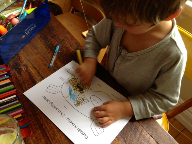 Imagine the masterpieces your own kids could create….