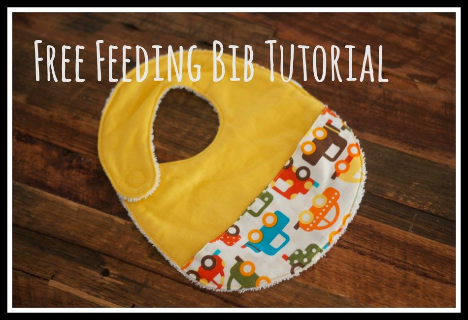 Feeding Bib Tutorial