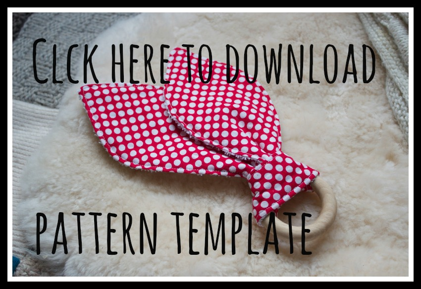 Teether Pattern