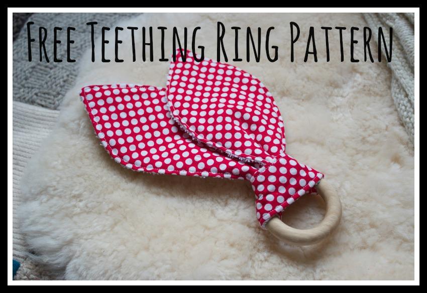 Free Teething Ring Pattern