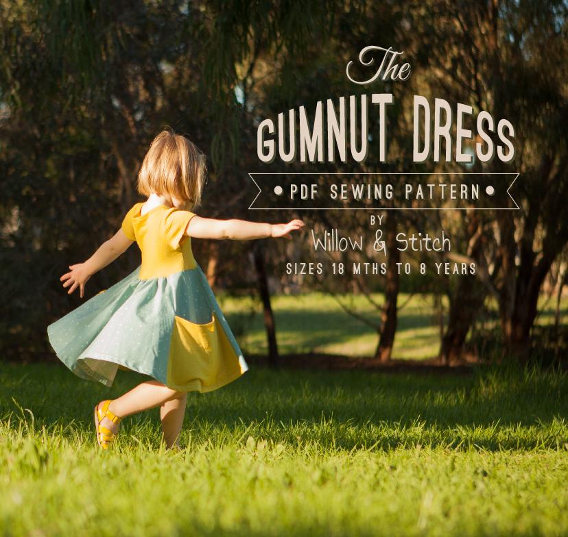 Gumnut Dress cover