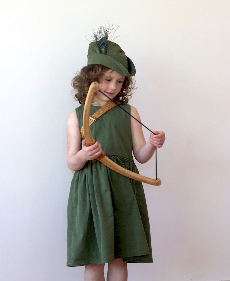 Robin Hood Costume | Willow & Stitch