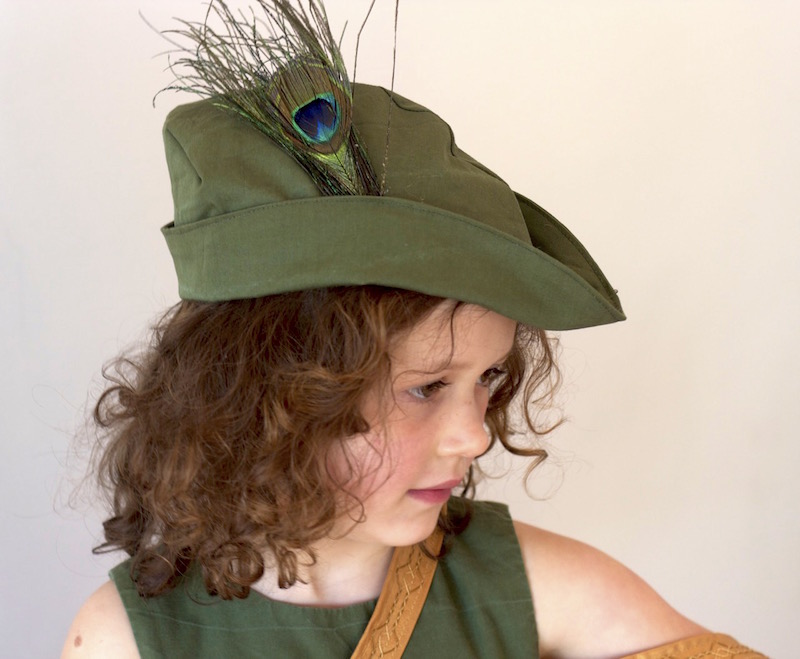 Robin Hood Costume | Willow and Stitch