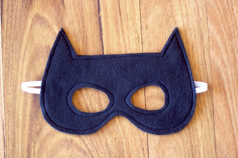 A Free Batman Mask Pattern For You Willow And Stitch