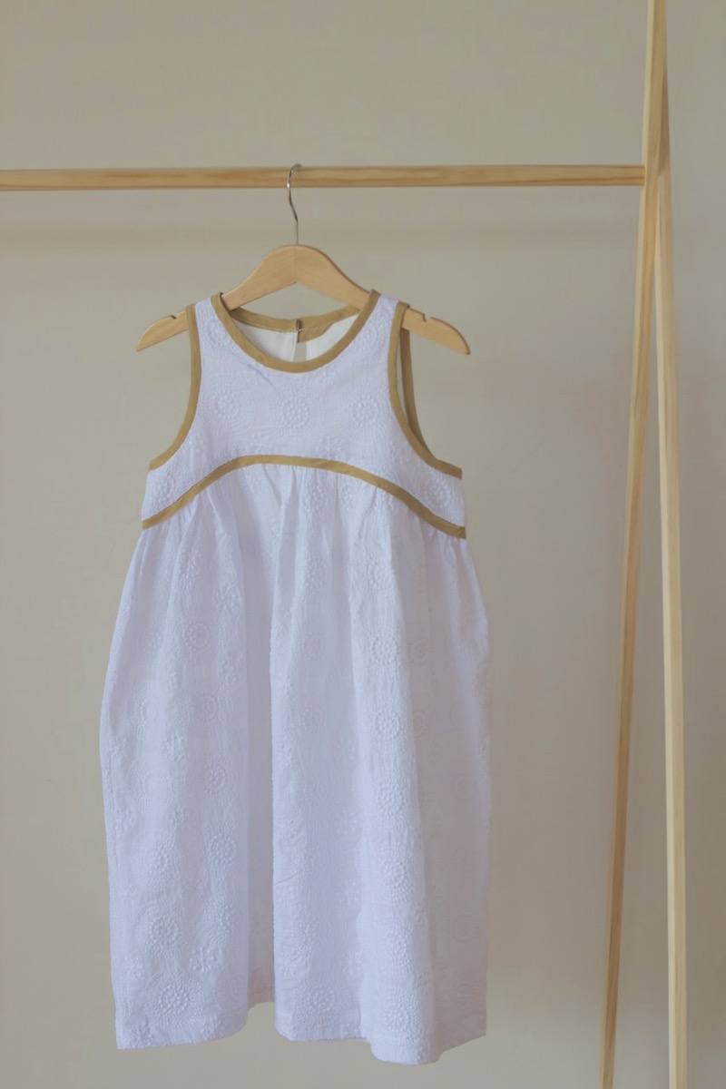 Blue Ridge Dress | Sewn by Willow & Stitch