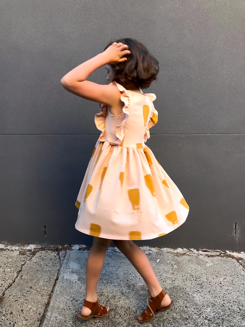 Millie Dress International Blog Tour