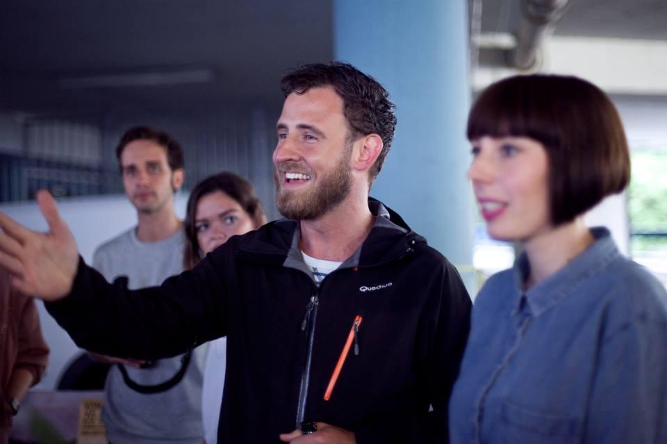 Raymond Landegent en Suzanne Hoenderboom uit het organisatieteam vertellen over Tosti Treffer en DÂK als host