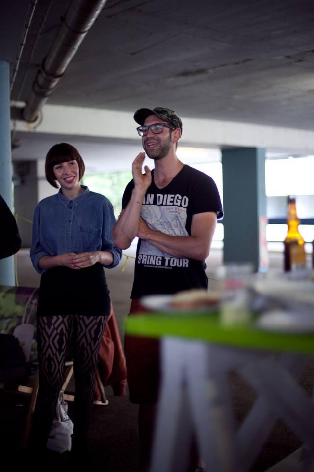 Salko Hofman is één van de bedenkers van DÂK en vertelt over hoe het idee is ontstaan