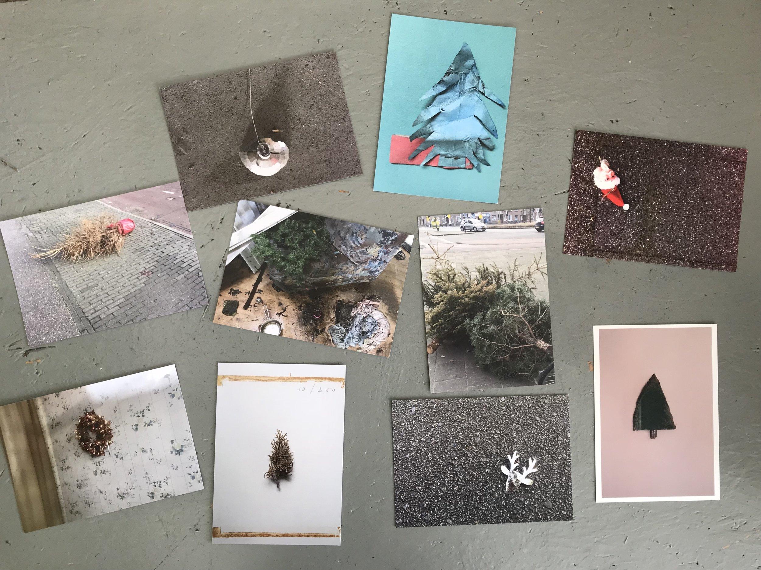 MALOU COHEN  10 x postcard – €10,00