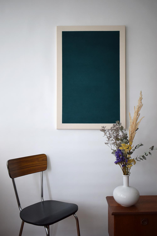 Studio Schipper - Janina Schipper - Tekening - Bluish Green pastel 90 x 60 cm - 02.jpg