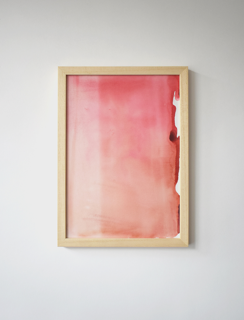 Studio Schipper - Janina Schipper - Monoprint 005 Carmine & Burnt Sienna A4.jpg