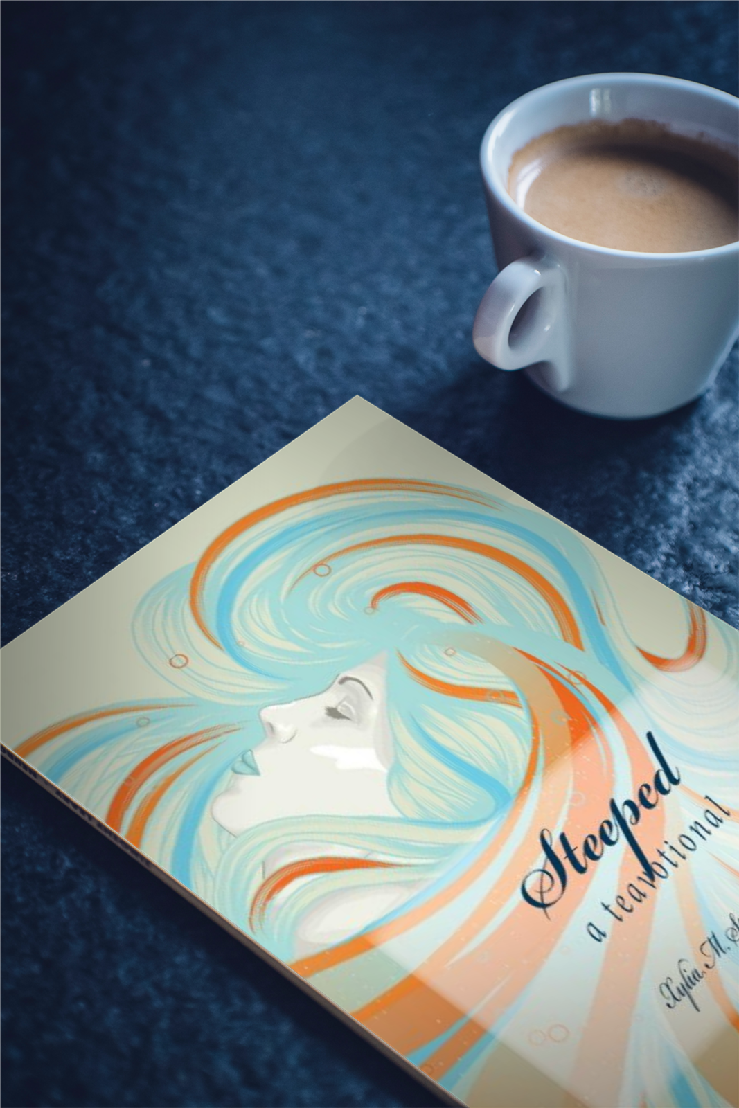 Steeped : a Teavotional - Do you need to be reminded that God accepts you? Steeped is a tea-votional filled with words of encouragement, tea pairings and recipes to aid in your devotional experience. Through Steeped, meet fourteen Biblical women who through their challenges will show you just how much God values you!