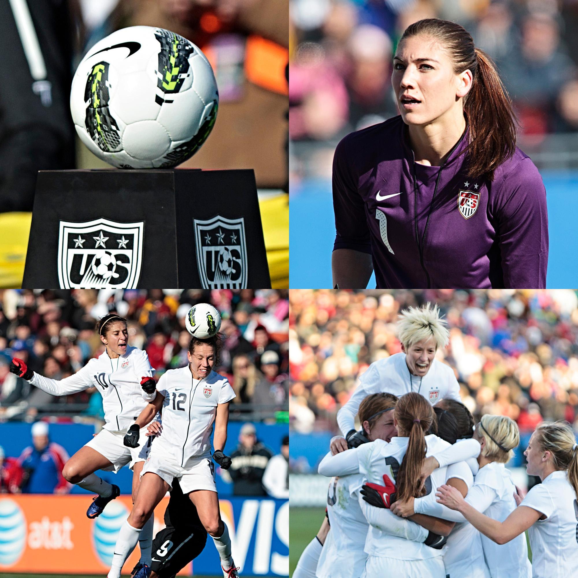 US Womens Soccer -
