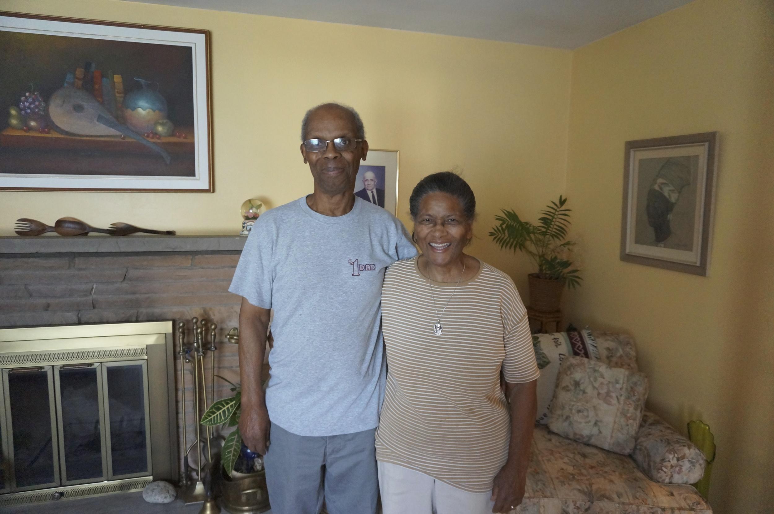 Mary & Marshall - Syracuse, NY