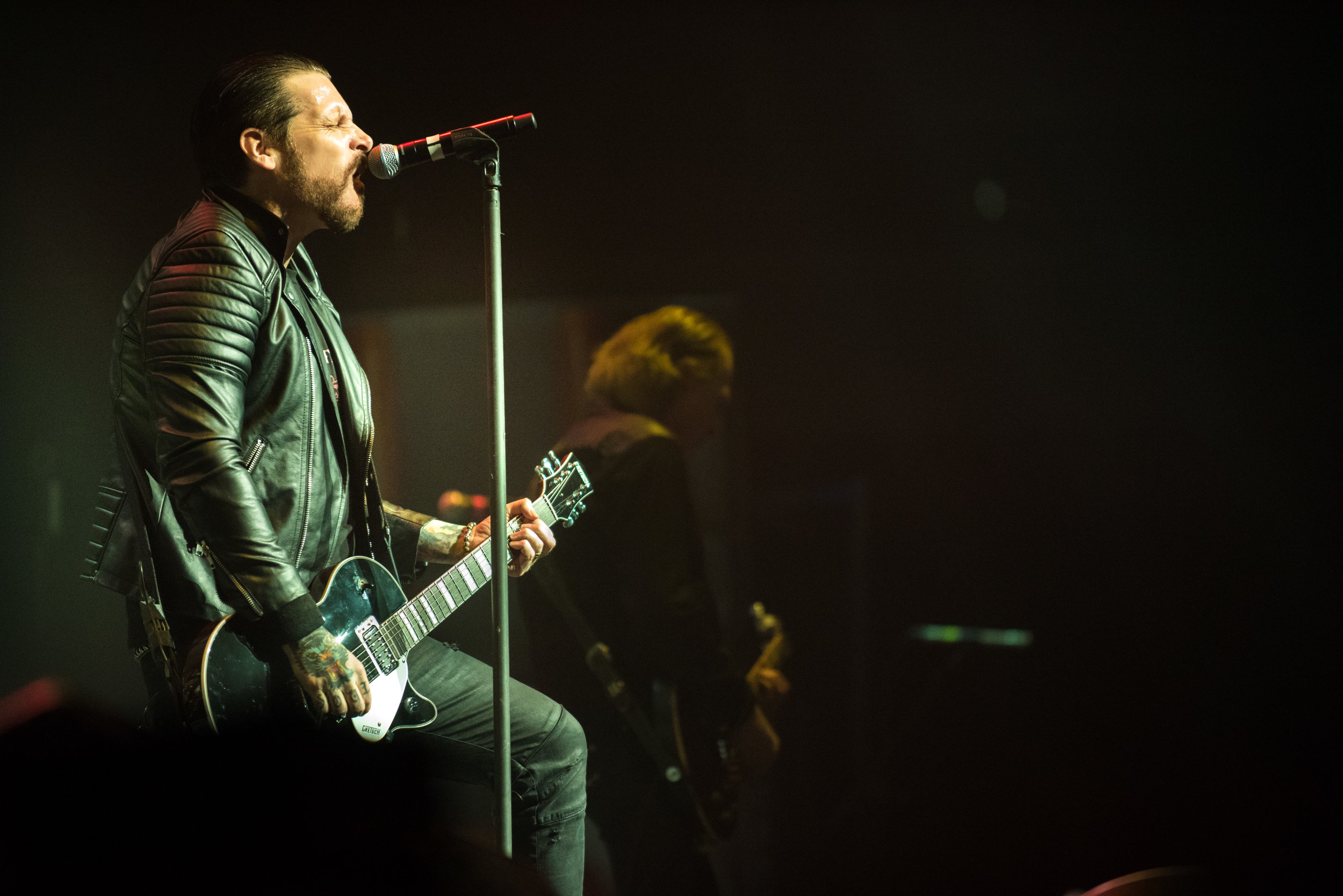 © 2018 Kevin Vyse Photography  Budweiser Gardens - London ON Canada  Black Star Riders