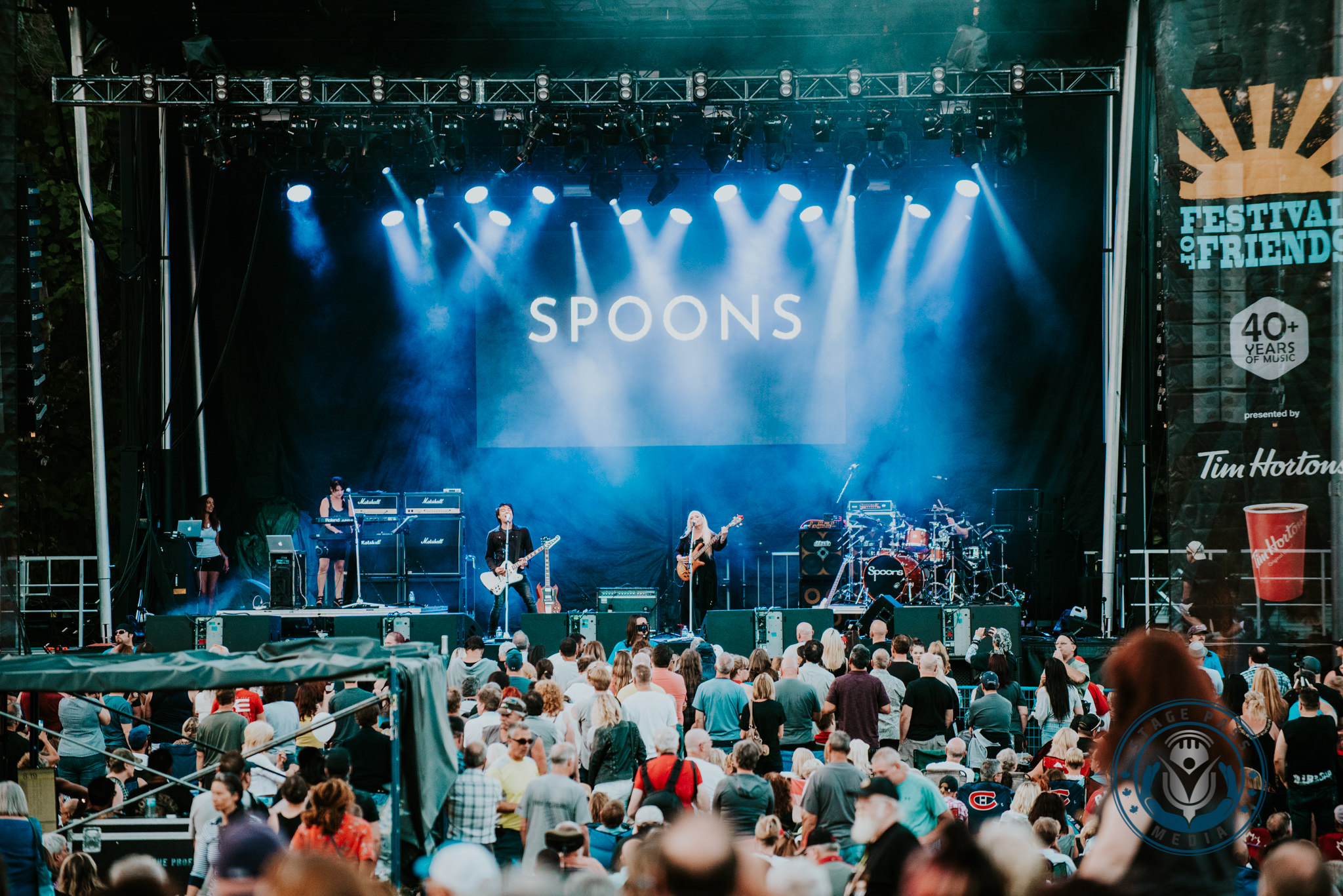 THE SPOONS