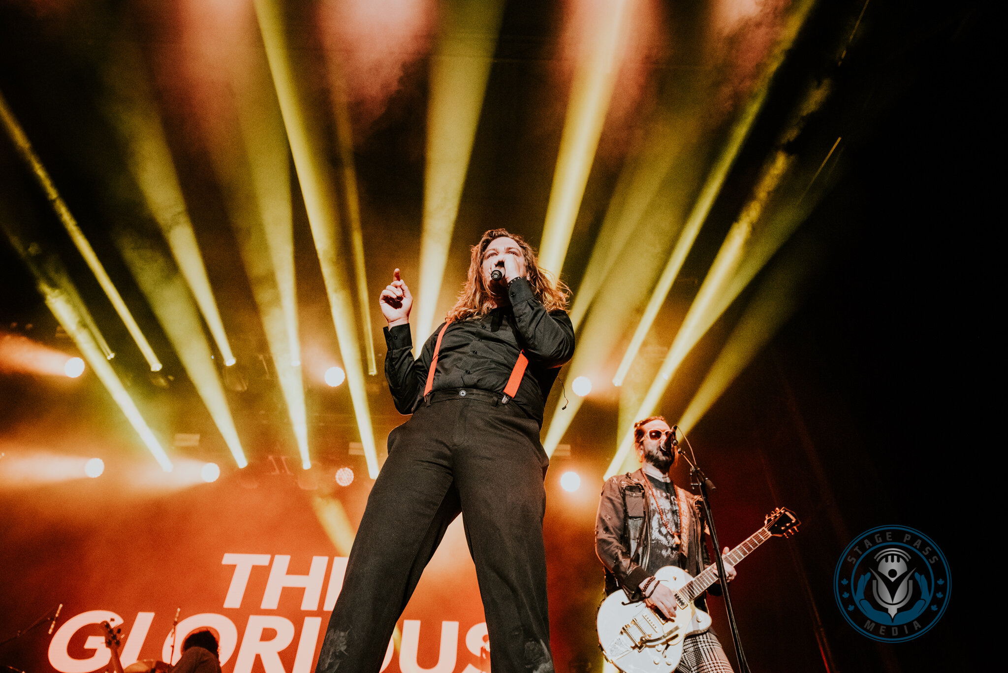 The Glorious Sons @ Parkjam Festival 2019 @kevinv1981 - Stage Pass Media