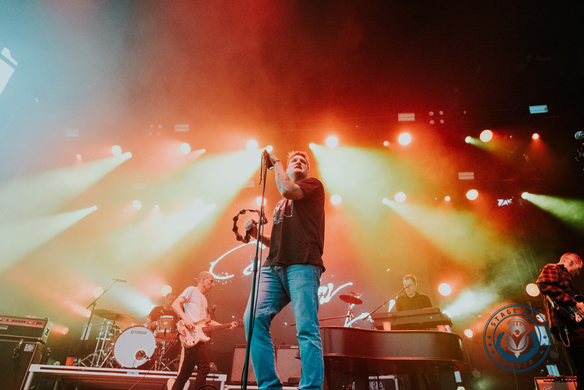 Cold War Kids  @ParkJamFestival 2019  @KevinV1981 - Stage Pass Media
