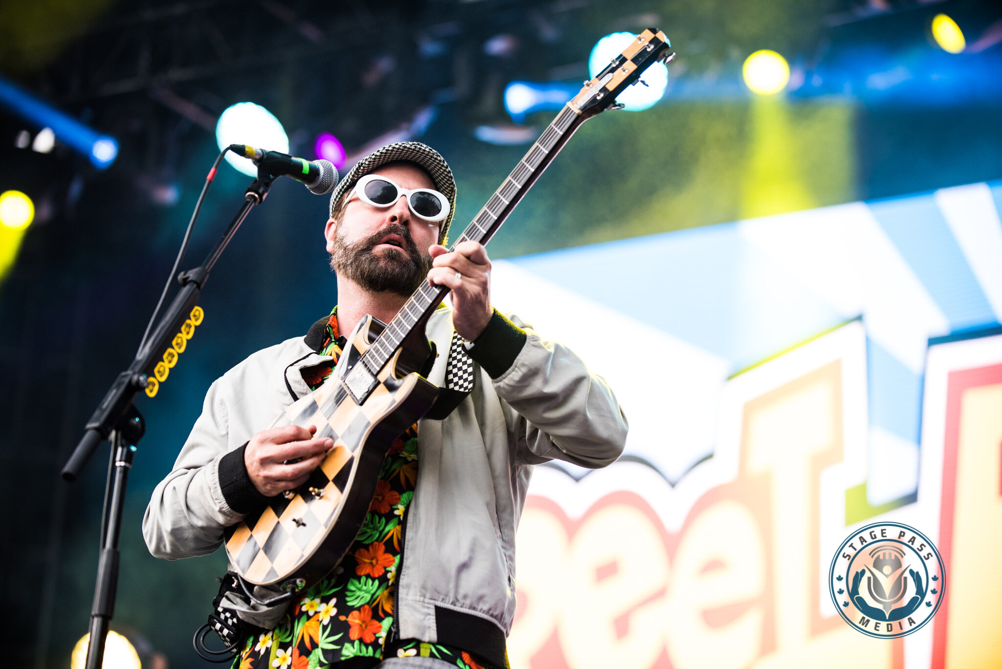 Reel Big Fish Park Jam Festival 2019  @kevinv1981 - Stage Pass Media