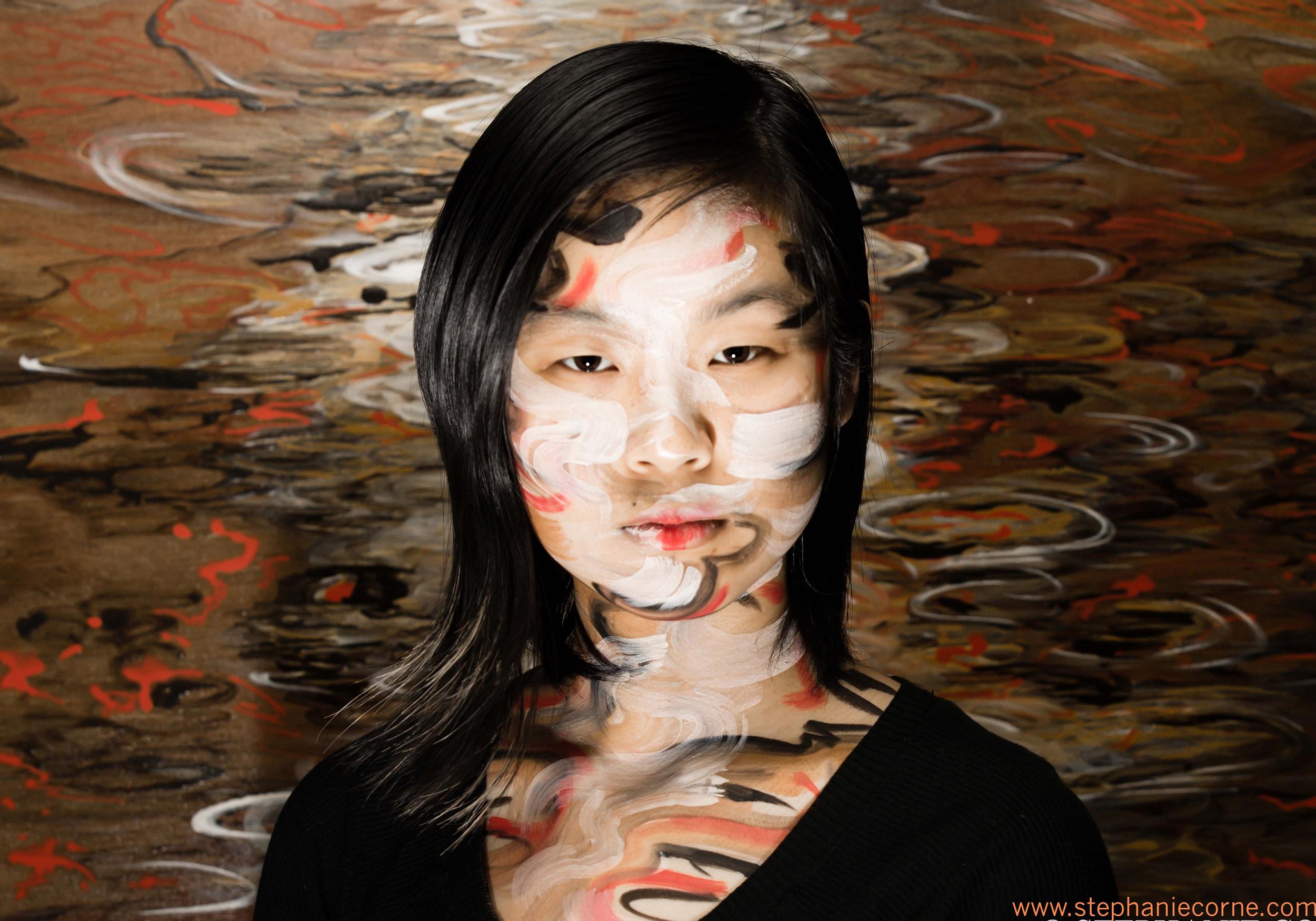 Feelings on Skin Portrait- Facemotion series Jessica.jpg