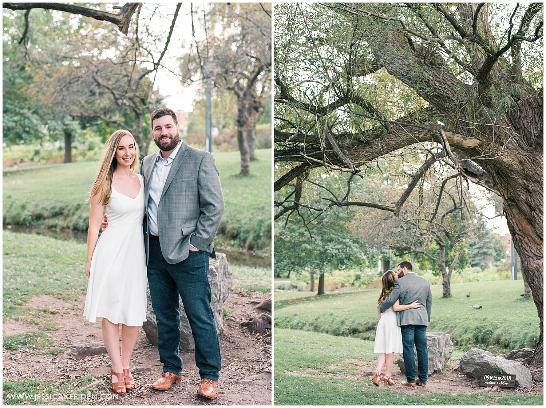 Jessica K Feiden Photography - Congress Park Saratoga Engagement Photographer_0003.jpg