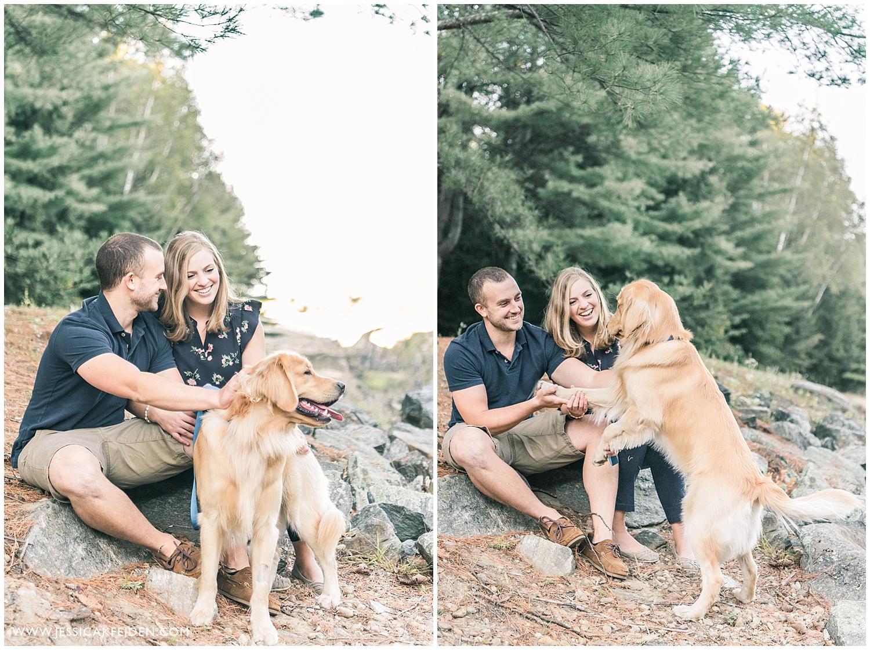 Jessica K Feiden Photography - Vermont Engagement Session_0007.jpg