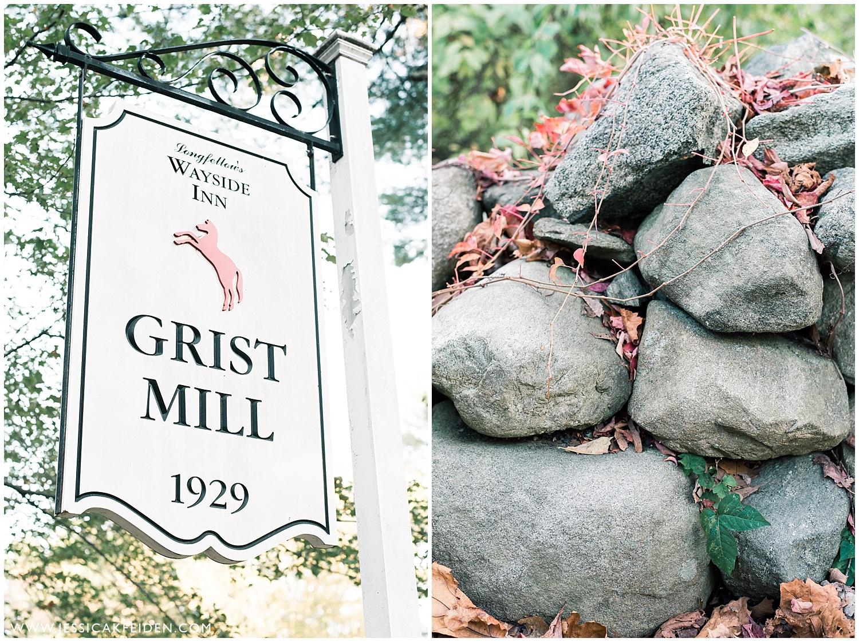 Jessica K Feiden Photography - Grist Mill Engagement Session_0004.jpg
