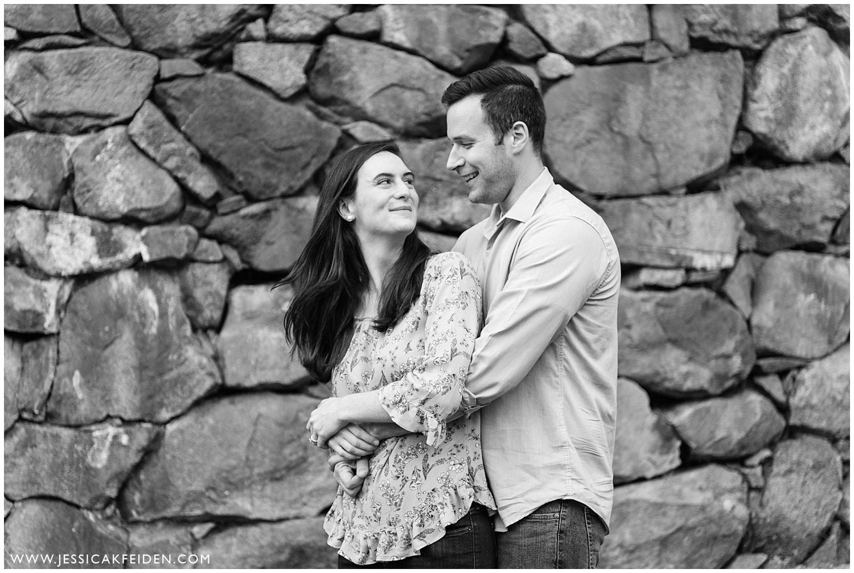 Jessica K Feiden Photography - Grist Mill Engagement Session_0009.jpg