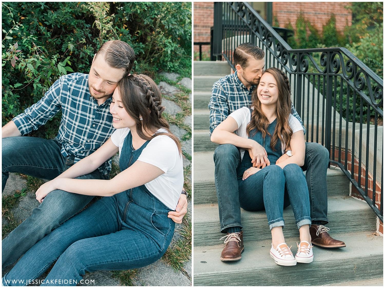 Jessica K Feiden Photography - Arnold Arboretum Boston Engagement Photos - Boston Wedding Photographer_0011.jpg