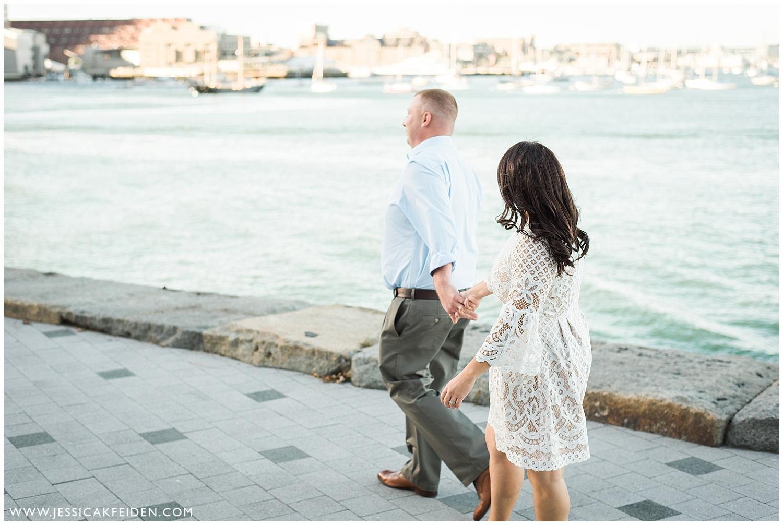 Jessica K Feiden Photography -Fort Point Boston Engagement Photos - Boston Wedding Photographer_0002.jpg