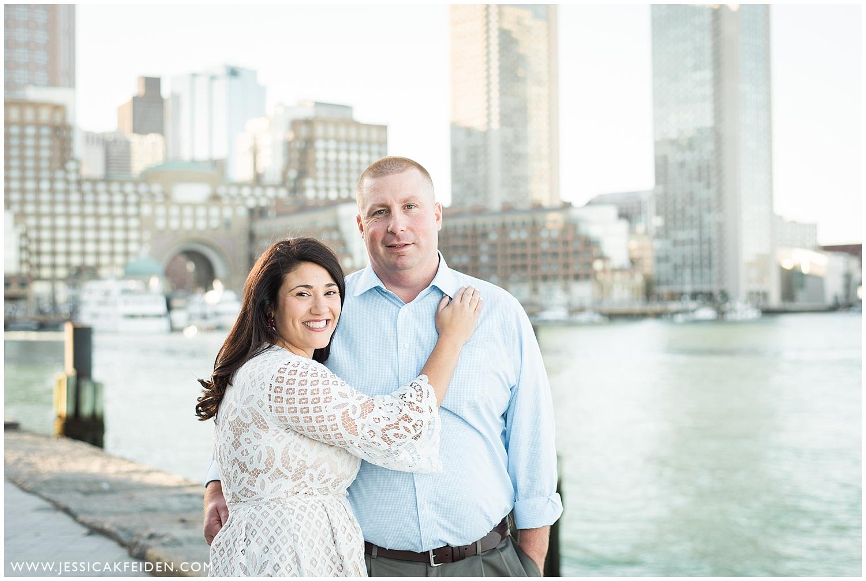 Jessica K Feiden Photography -Fort Point Boston Engagement Photos - Boston Wedding Photographer_0003.jpg