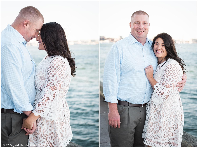 Jessica K Feiden Photography -Fort Point Boston Engagement Photos - Boston Wedding Photographer_0006.jpg