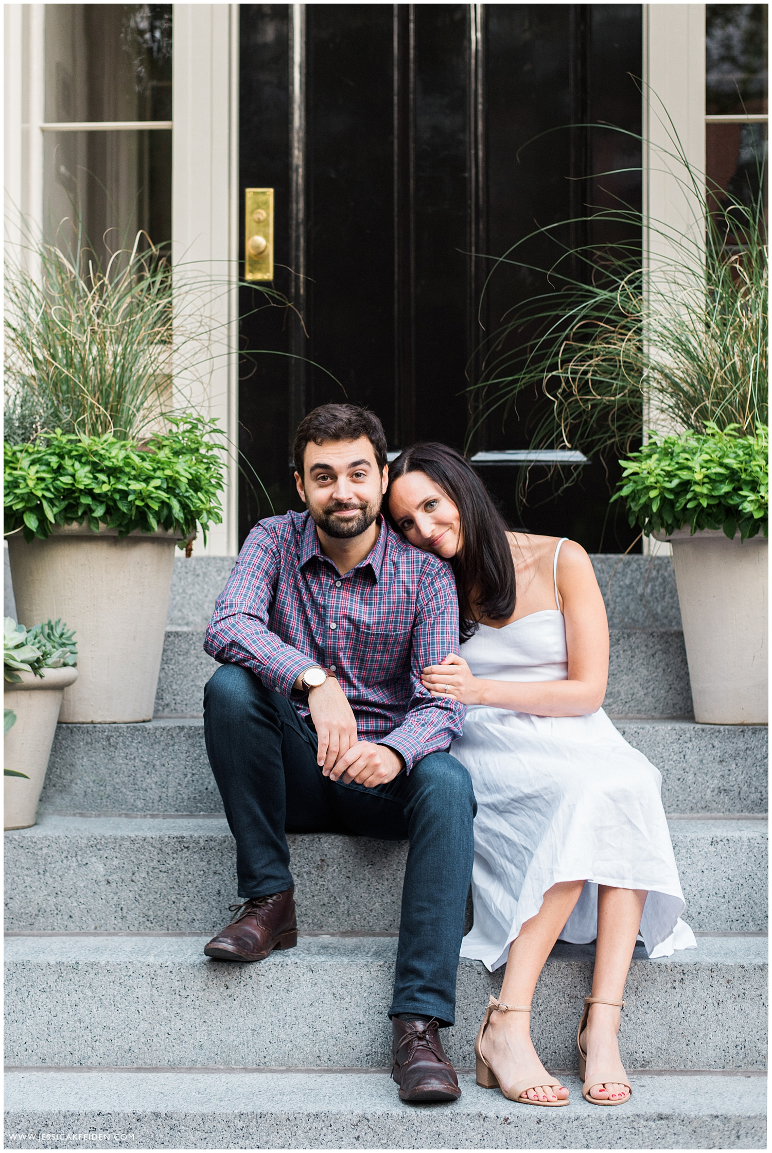Jessica K Feiden Photography_Beacon Hill Boston Engagement Session Photographer_0004.jpg