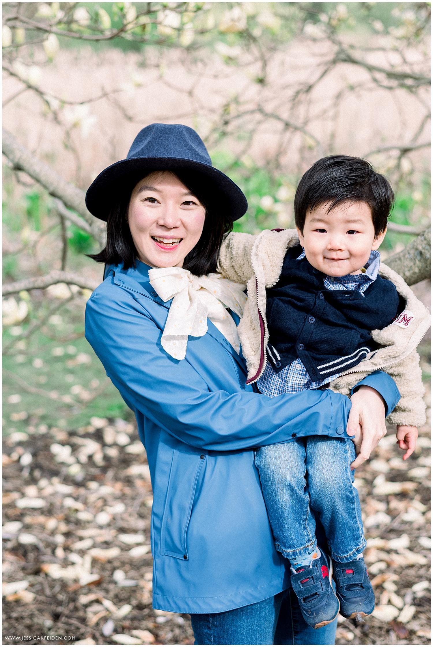 Jessica K Feiden Photography_Arnold Arboretum Spring Family Portrait Session Photographer_0003.jpg